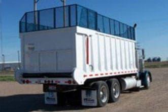 Chain Floor Truck Box