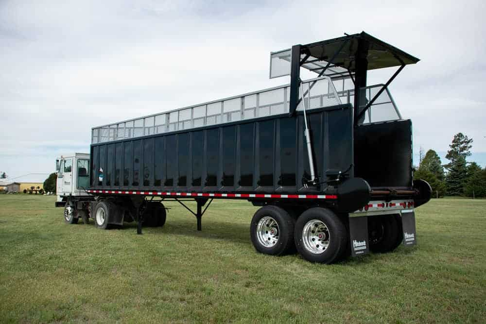 Chain Floor Trailer